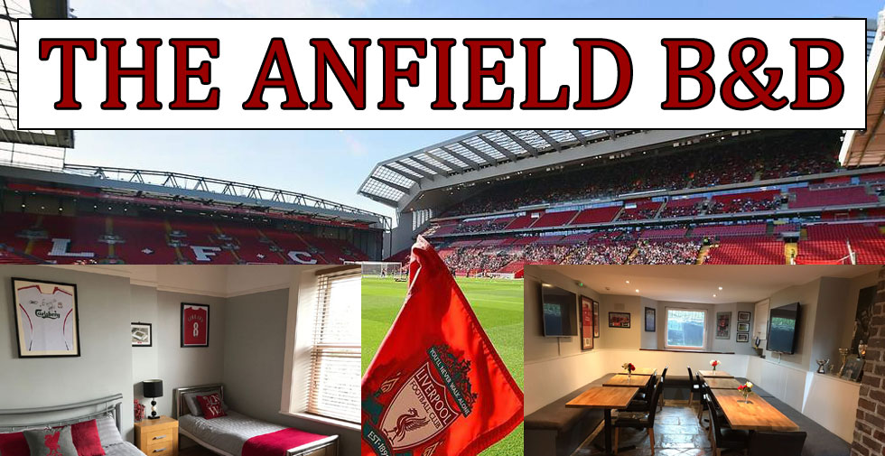 The Anfield B&B Liverpool